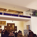 Changement de décor et d'ambiance au Musée d'Art Moderne et Contemporain !